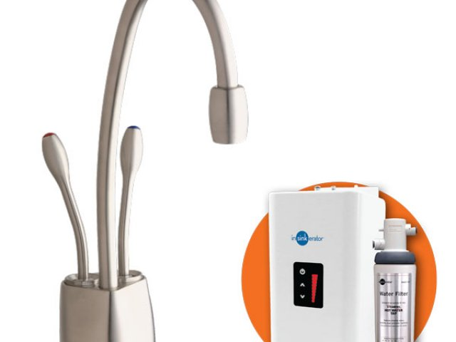 InSinkErator HC1100 Instant Hot and Cold Water Tap