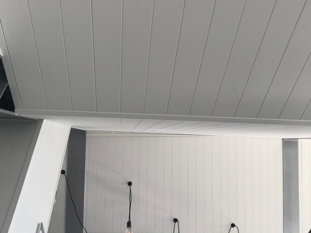 Plankwall Grooved Ceiling Panel