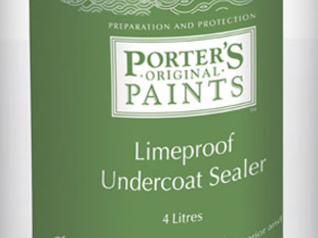 Limeproof Undercoat Sealer