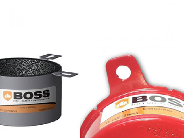 BOSS Fire Rated Collars