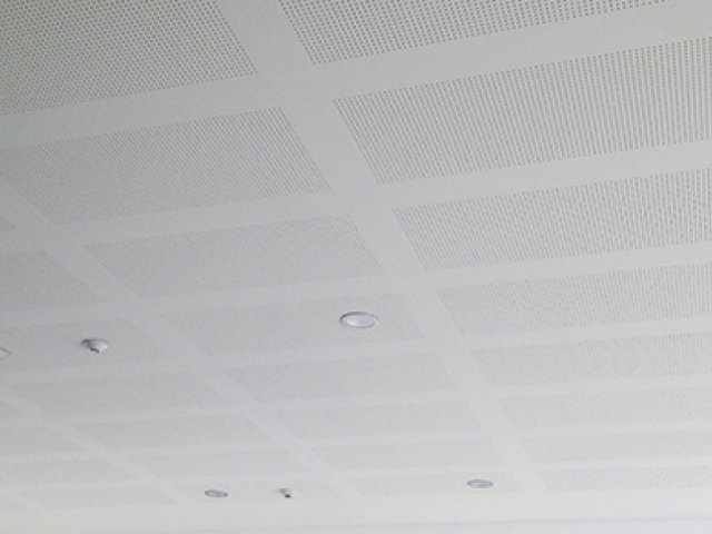 Gyprock Standard 6mm Round - Perforated Plasterboard