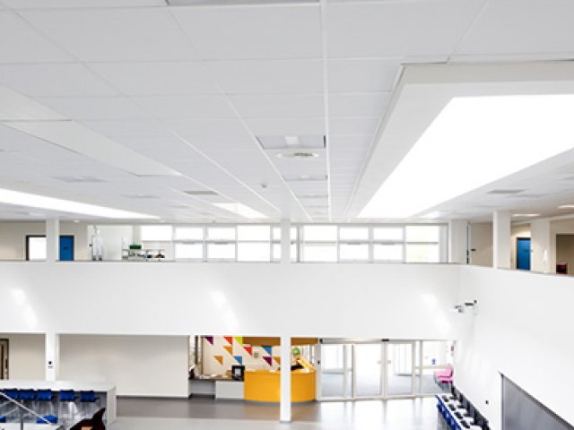 AMF Thermatex Silence - Ceiling Tile
