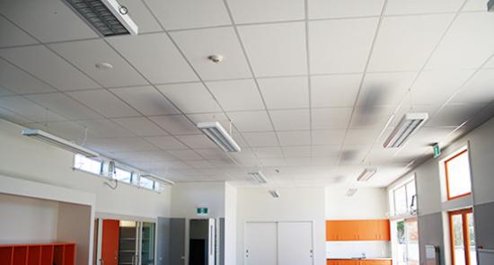 Usg Mars Climaplus Ceiling Tile By Potter Interior