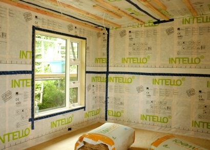 Intelligent Airtightness System (INTELLO PLUS)