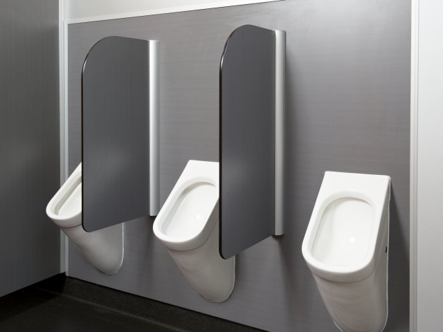 Screens for Toilet Partitions