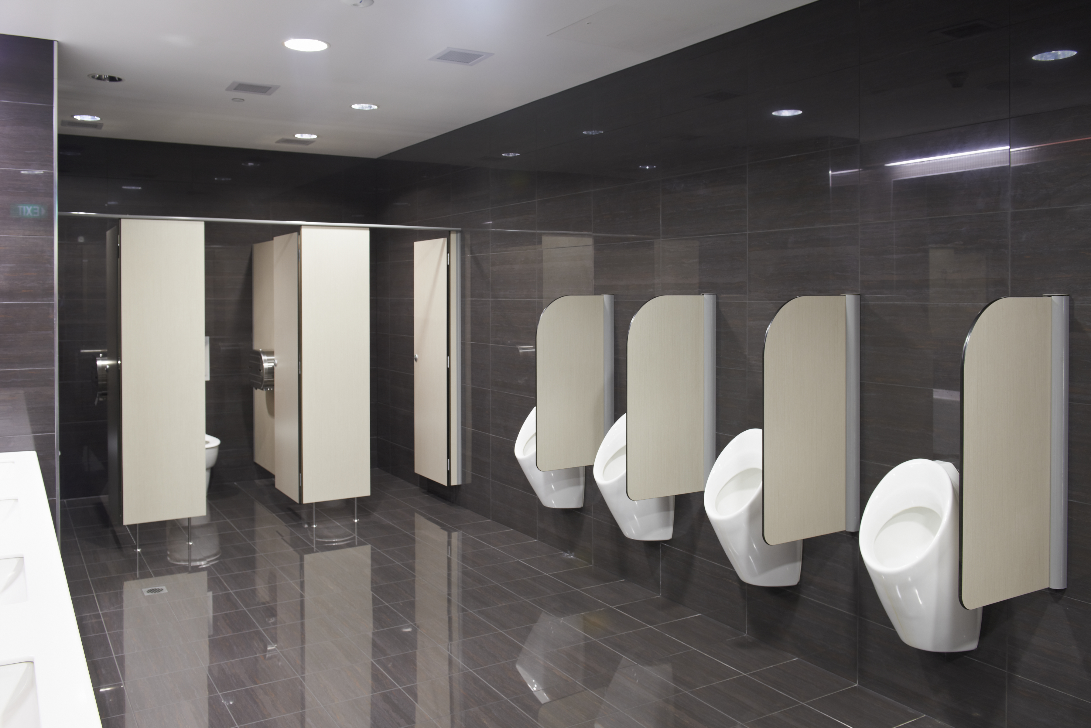 Series Toilet Partition By Resco EBOSS - Bathroom partitions bay area