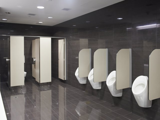 5000 Series Toilet Partition