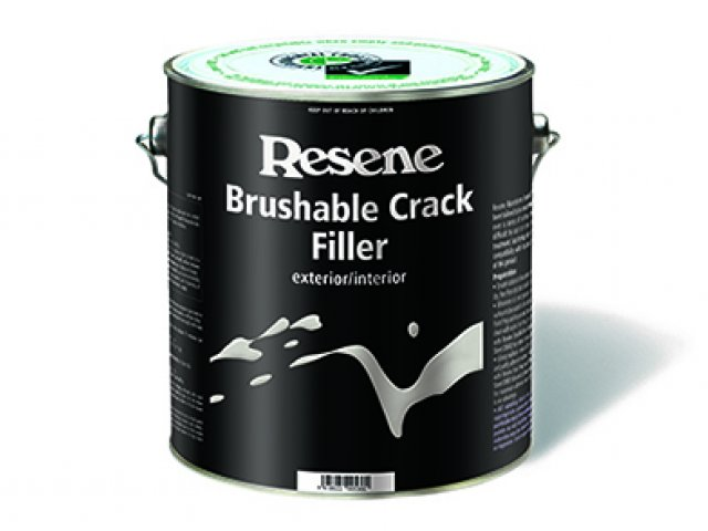 Resene Brushable Crack Filler