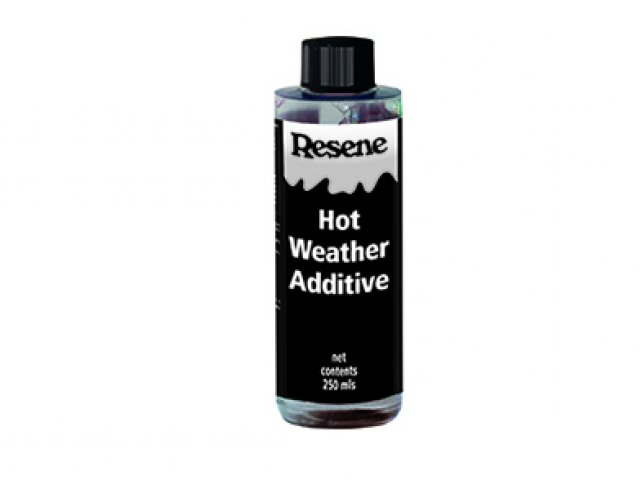 Resene Hot Weather Additive