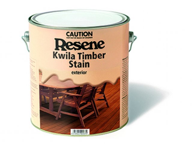 Resene Kwila Timber Stain
