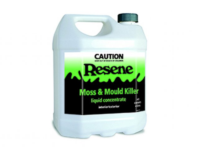Resene Moss & Mould Killer