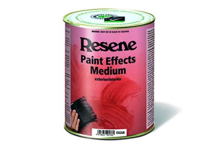 Resene Paint Effects Medium