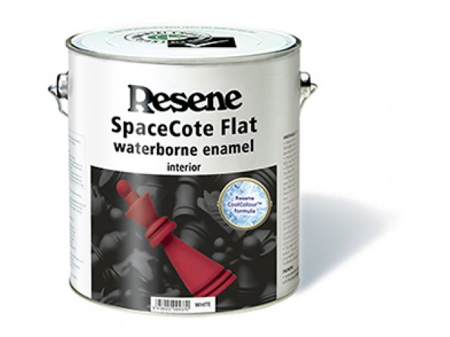 Resene SpaceCote Flat CoolColour
