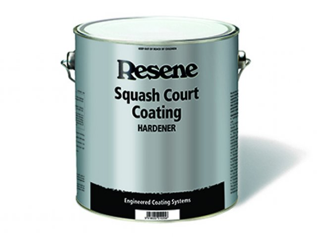 Resene Squash Court Coating