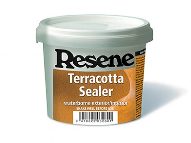 Resene Terracotta Sealer