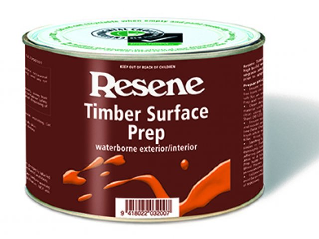Resene Timber Surface Prep