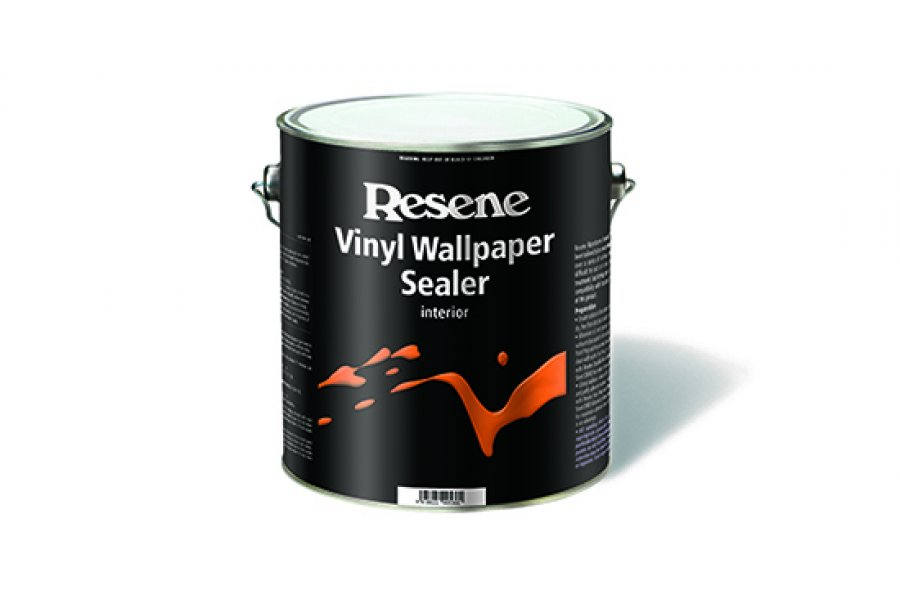 Resene Vinyl Wallpaper Sealer By Resene Eboss