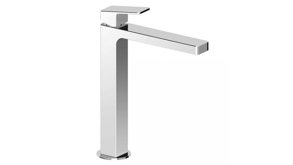 jingle extended height basin mixer
