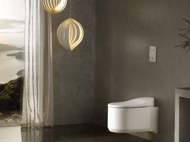 Sensia Arena Shower Toilet