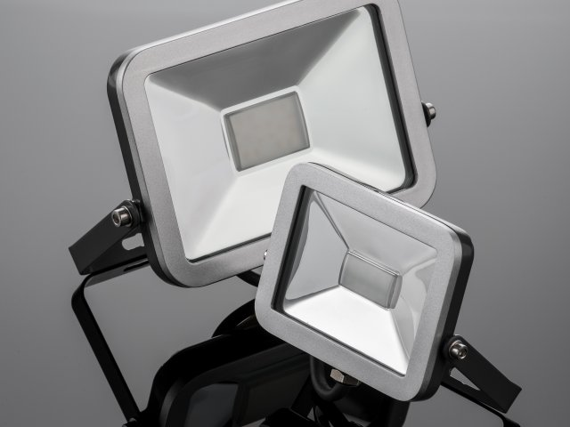 LED Outdoor Safety & Security Floodlight