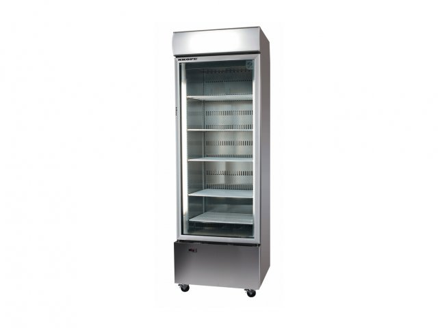 Glass Refrigerators for Display