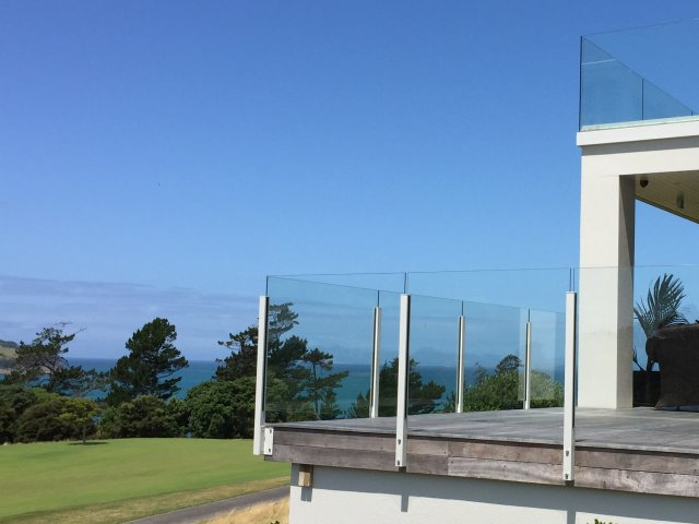Clearview Semi-Frameless Balustrade