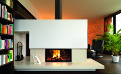 Sparthrem Double Sided Woodfire
