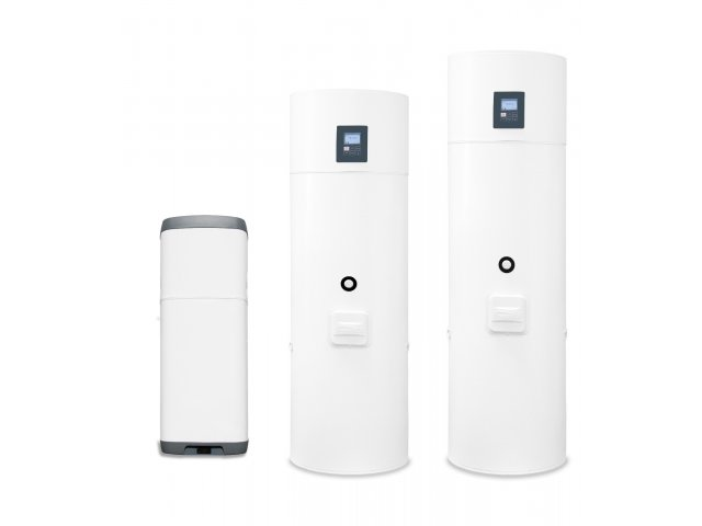Energie Aquapura Monobloc Domestic Water Heating — Small to Medium