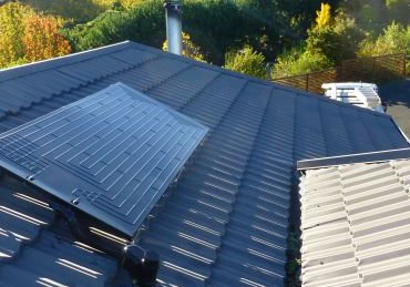Energie Eco Solar Thermodynamic Domestic Water Heating — Small to Medium