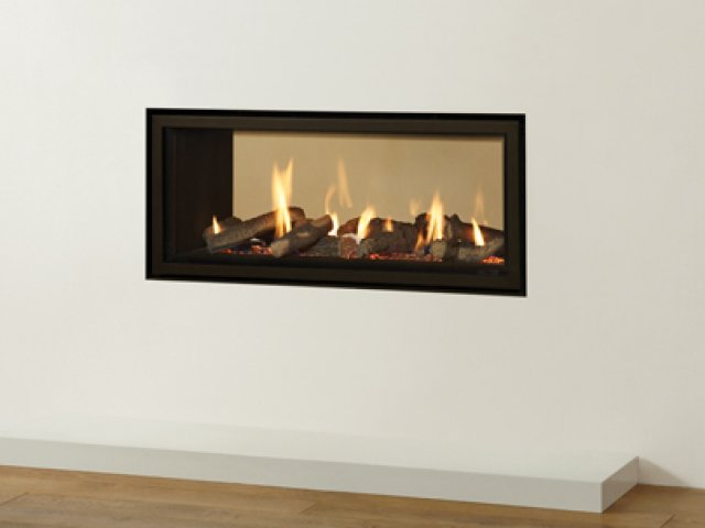 Gazco Studio Duplex Fireplaces