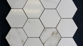 Absolute Carrara Mosaic