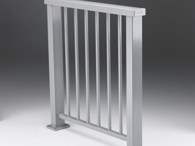 Extreme Barriers — Framed Baluster