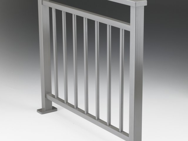 Framed Baluster — Windsor Style