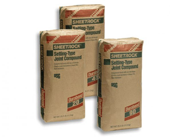 Sheetrock Durabond Setting Compound