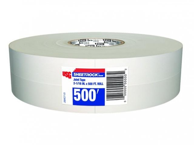 Sheetrock Paper Drywall Joint Tape