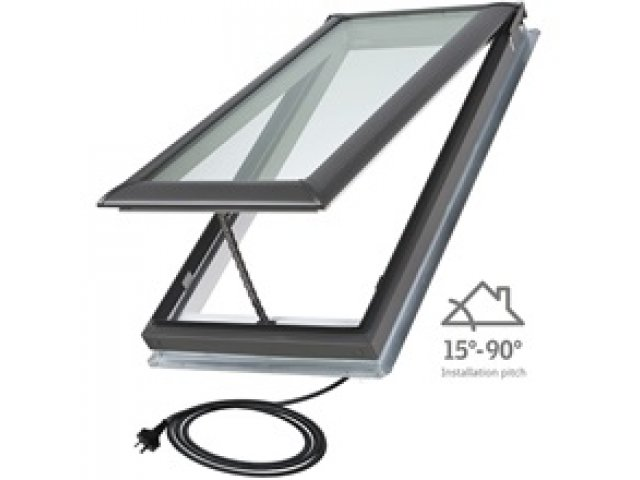 Electric Skylight - Pitched Roofs