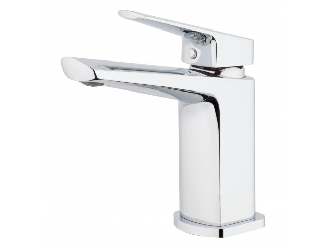 Eclipse Swivel Basin Mixer Chrome