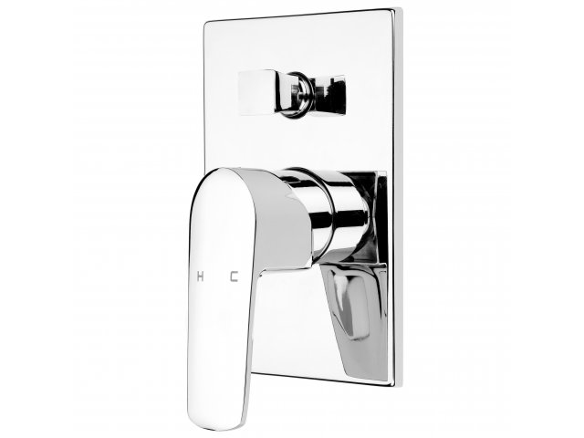 Soul Diverter Shower Mixer Chrome
