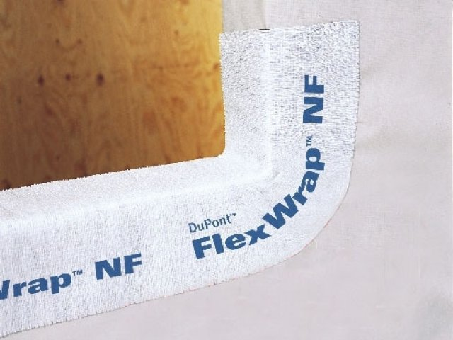 DuPont FlexWrap NF Flashing Tape