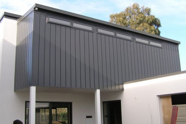 Ulltraclad Shadoline Cladding Project Profile: Christchurch House