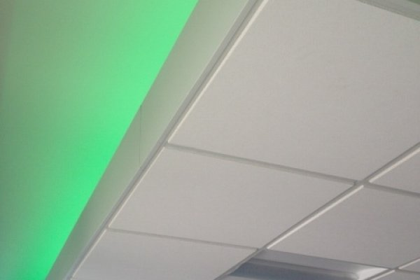 Create Visual Impact in Ceiling Design with Compasso Suspended Ceiling Trim