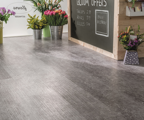 Vinyl Flooring With The Designer Good Looks Of Wood And