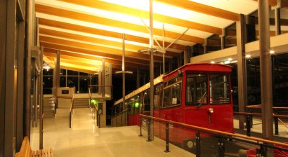 Eterpan Lights Up the New Kelburn Terminus for Wellington's Cable Car