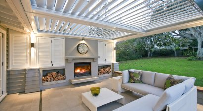 Create the Ultimate Outdoor Room with Locarno Louvres