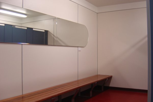 Multicom Wall Panelling for Wet and High Abuse Areas