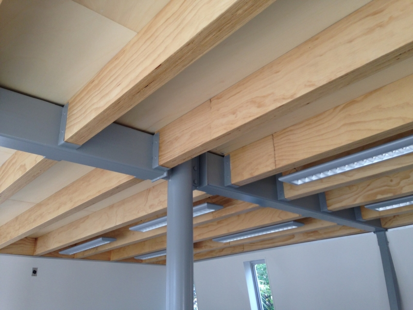 I Built 90 Lvl An Attractive Option For Exposed Joists