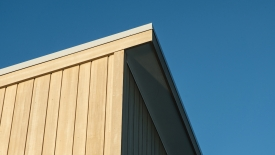 Abodo timber cladding - beat compliance and bring the creativity