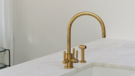 in residence brass filter tap 3