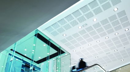 Protone 12mm Square - Perforated Plasterboard