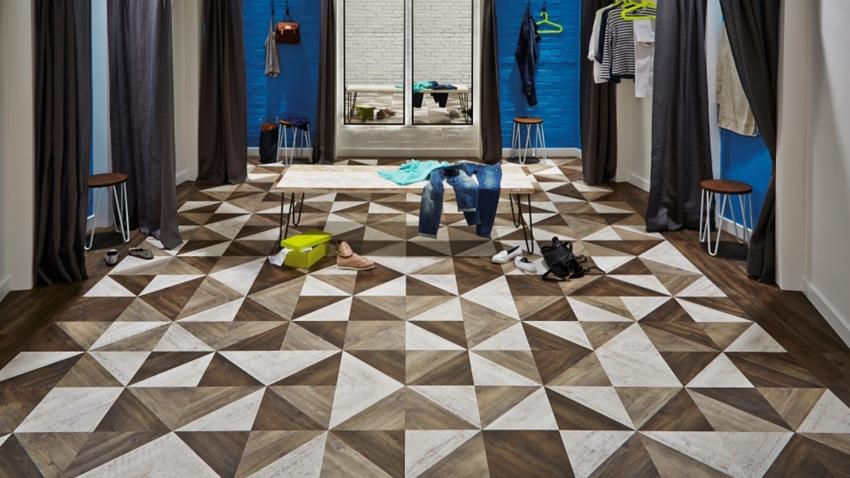 Karndean Designflooring Unveils Unique Kaleidoscope
